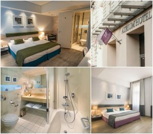 Formule 1 Boedapest - Atrium Fashion Hotel