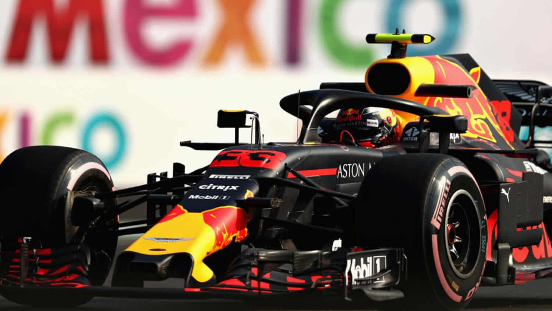 Grand Prix® van Mexico – Mexico-Stad 2021