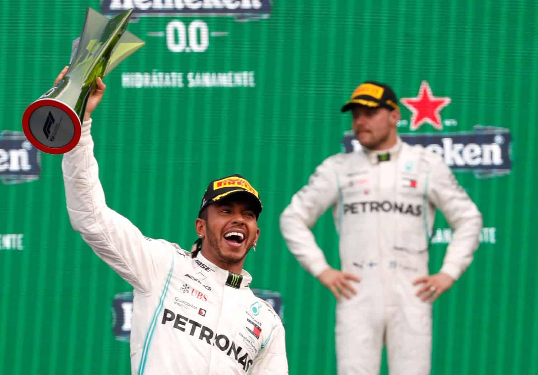 Race Resultaat – Grand Prix van Mexico – Mexico-Stad 2019