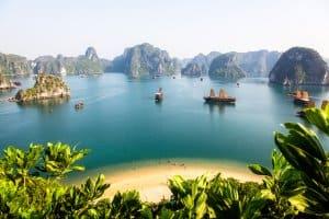 F1-reis Hanoi