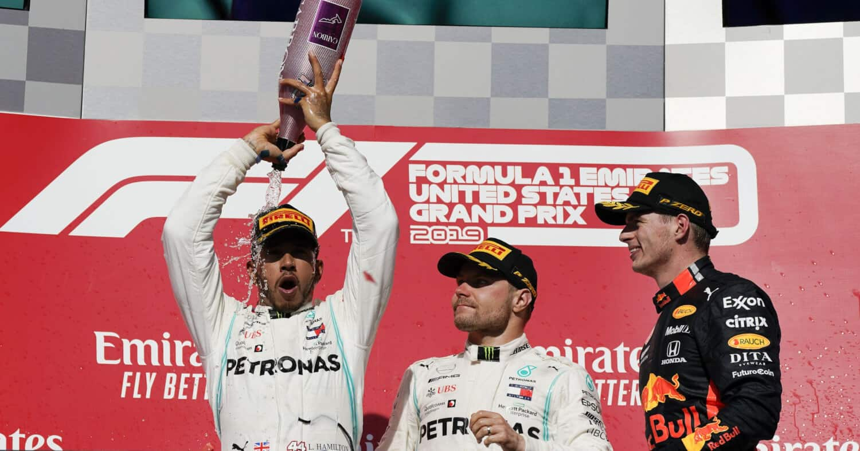 Race Resultaat – Grand Prix van de Verenigde Staten – Austin 2019
