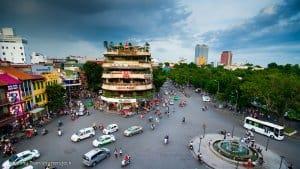 F1-reizen Vietnam
