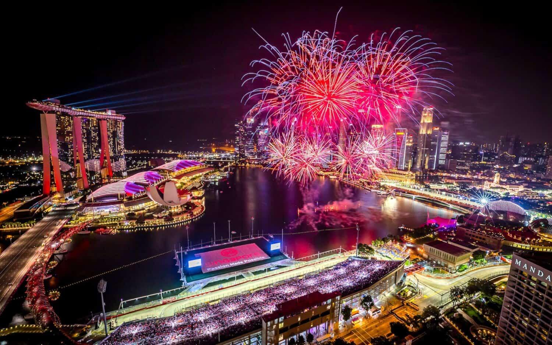 Achtdaagse vliegreis – Formule 1 Singapore – Marina Bay 2020