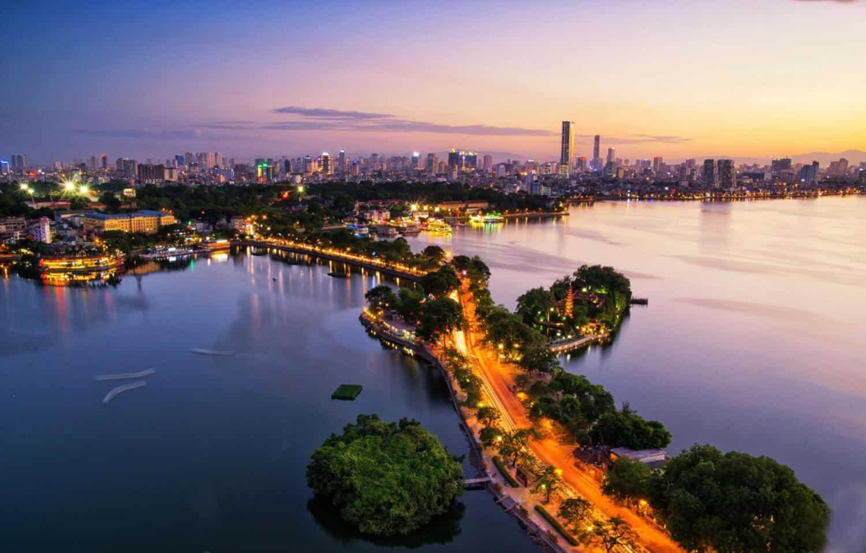 Achtdaagse vliegreis – Formule 1 Vietnam – Hanoi 2020