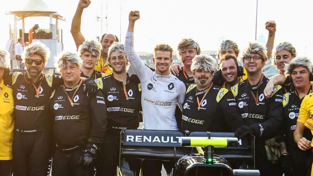Race Resultaat – Grand Prix van Abu Dhabi – Yas Marina 2019