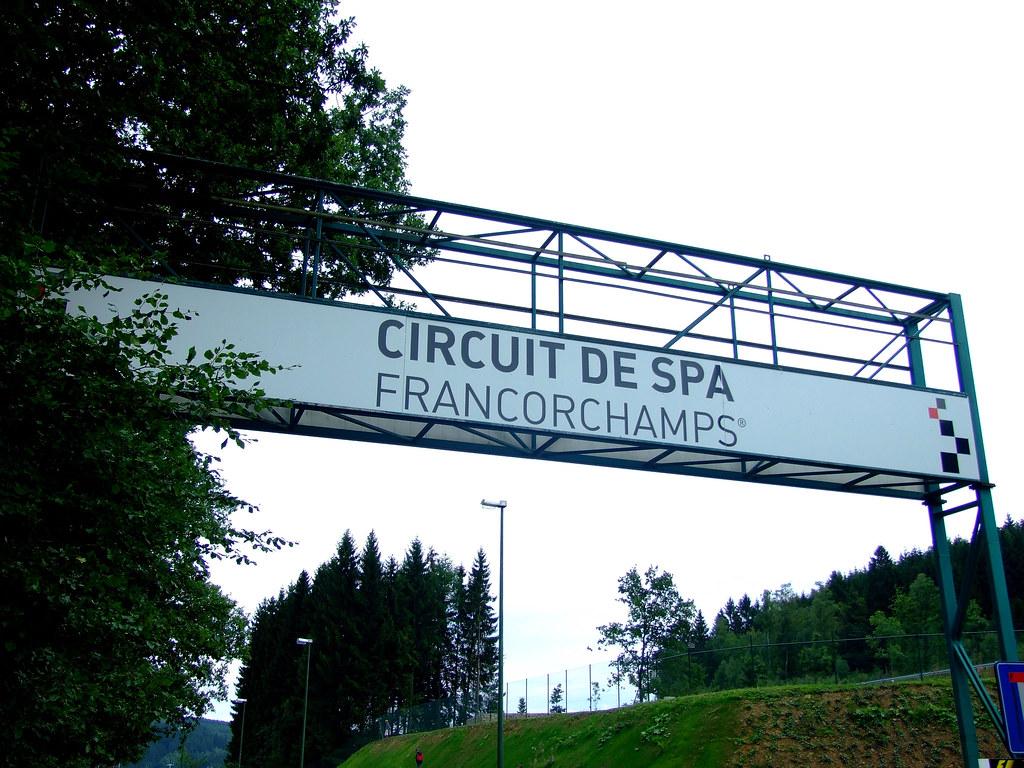 Campingplek – GP België – Formule 1 Spa Francorchamps 2021