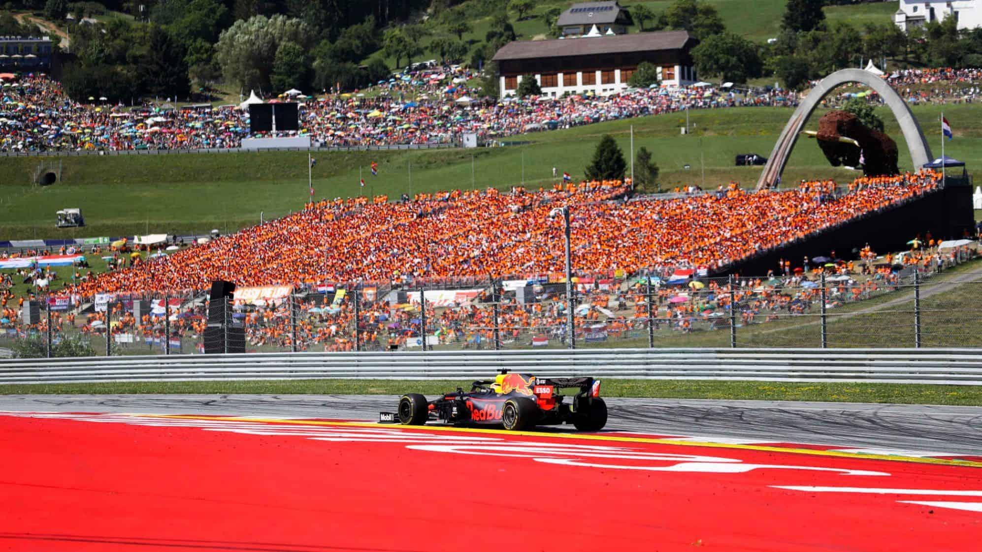 Grand Prix® van Oostenrijk - Spielberg 2020 deel II