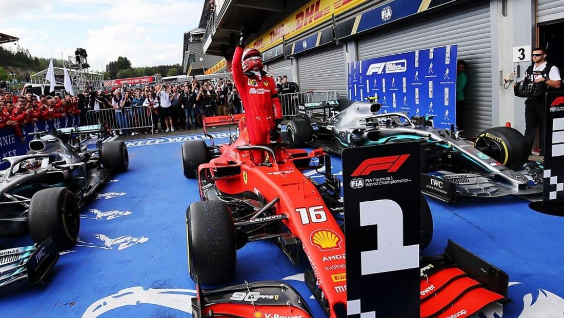 Tickets Grand Prix van België - Spa-Francorchamps 2021