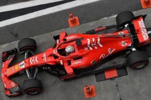 Formule 1-reizen