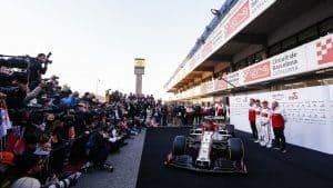 Alfa Romeo C39 - Formule 1-tickets