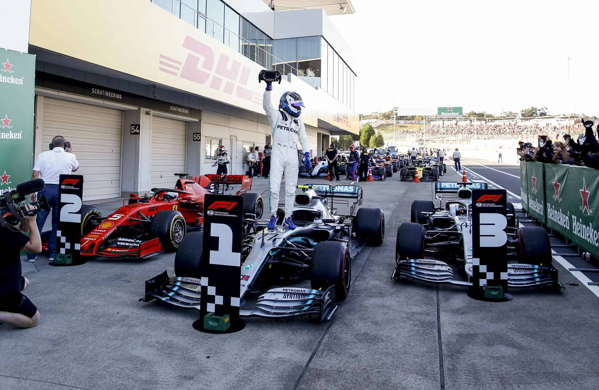 Zesdaagse vliegreis – Formule 1 Japan – Suzuka 2020
