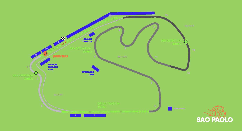 Circuit Grand Prix® van Brazilië – São Paulo 2021