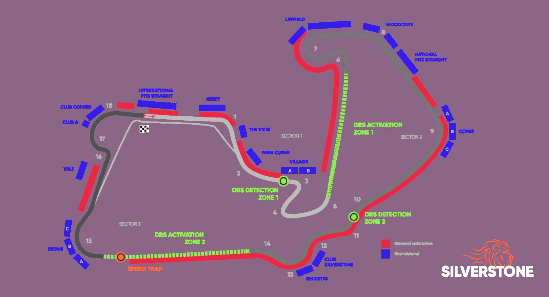 Circuit Grand Prix® van Groot-Brittannië - Silverstone 2020