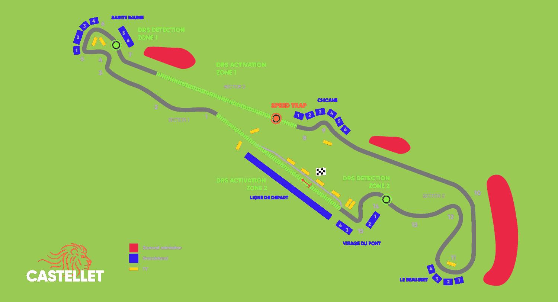Circuit Grand Prix® van Frankrijk - Le Castellet 2021