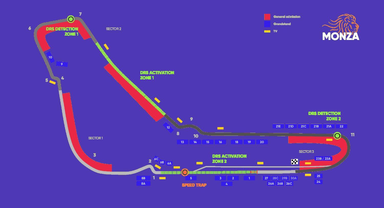 Circuit Grand Prix® van Italië - Monza 2021