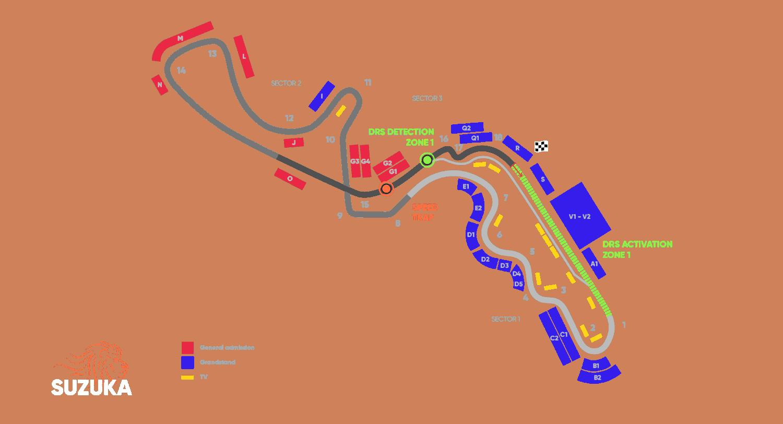 Circuit Grand Prix® van Japan – Suzuka 2021