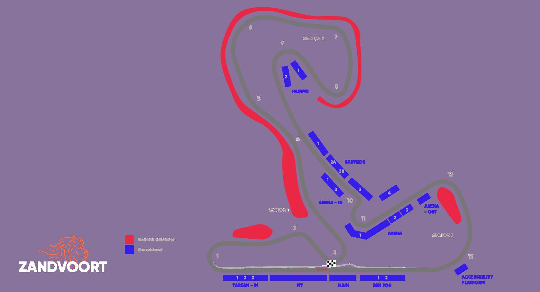 Circuit Grand Prix® van Nederland – Zandvoort 2020