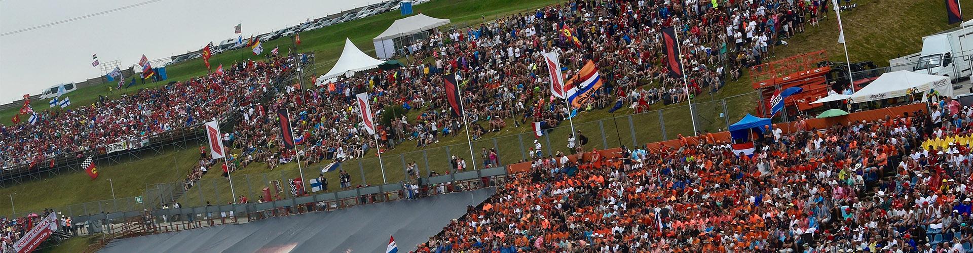 Formule 1 Hongarije – Staanplaatsen gids Hungaroring – Mogyoród