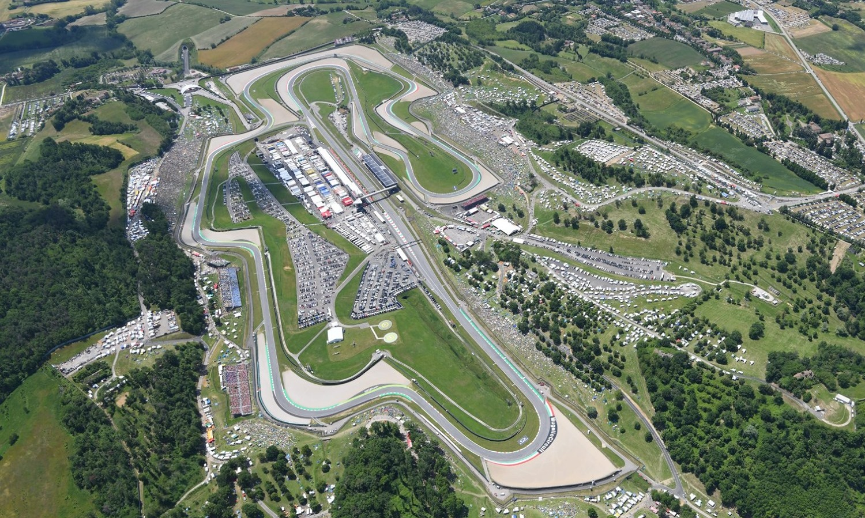 Tickets Grand Prix van Toscana - Mugello 2020