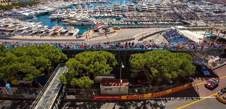 VIP Terraces – Formule 1 Monaco – Monte Carlo 2021