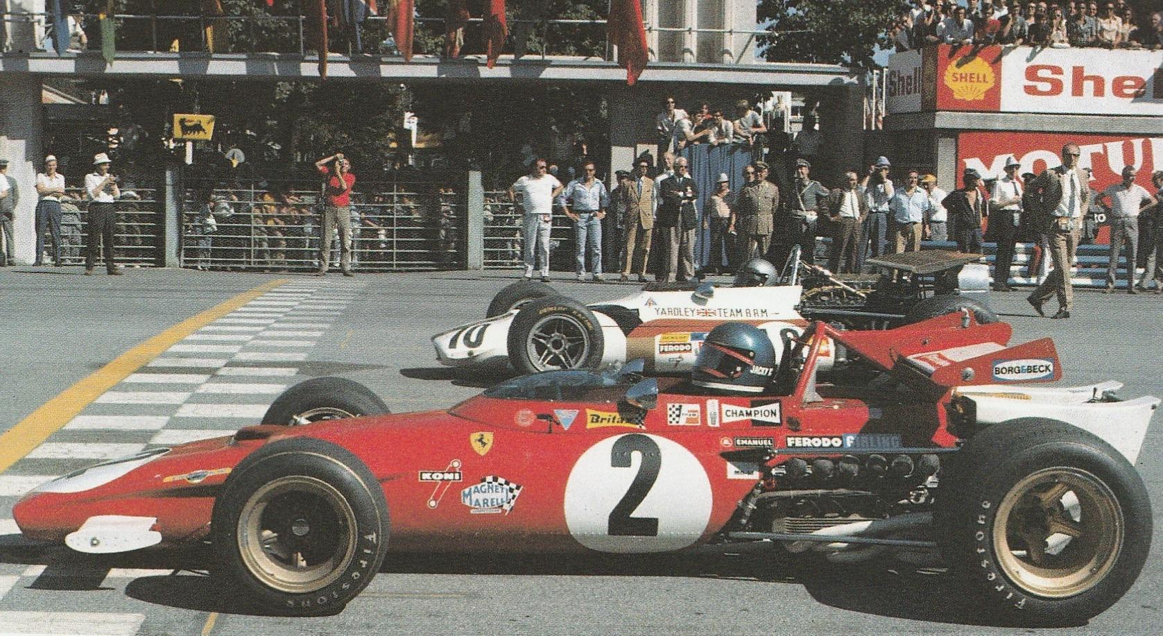 Formula 1 Emilia Romagna Grand Prix