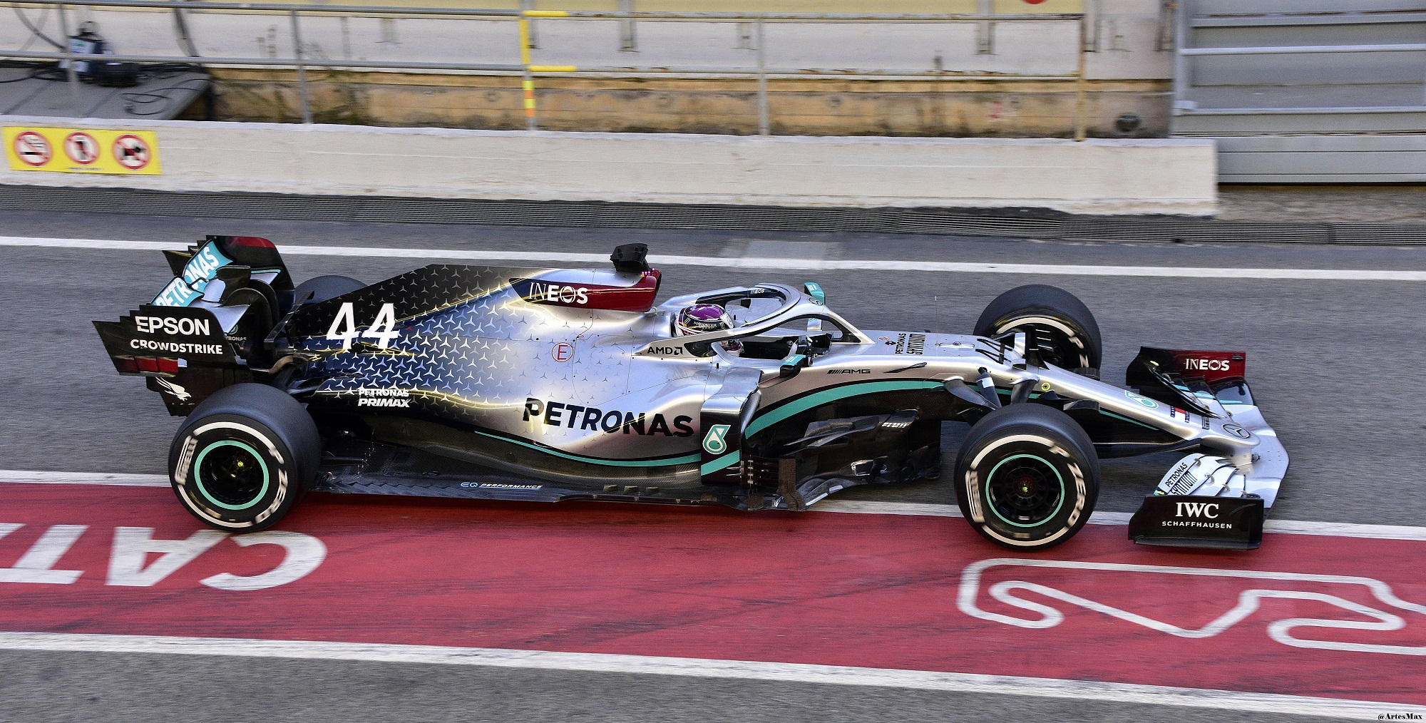 Vijfdaagse vliegreis – Formule 1 Spanje – Barcelona 2021