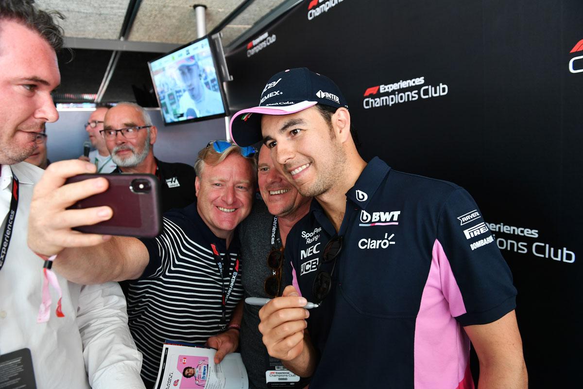 Tickets F1 Zandvoort 2021 – F1® Experiences Champions Club