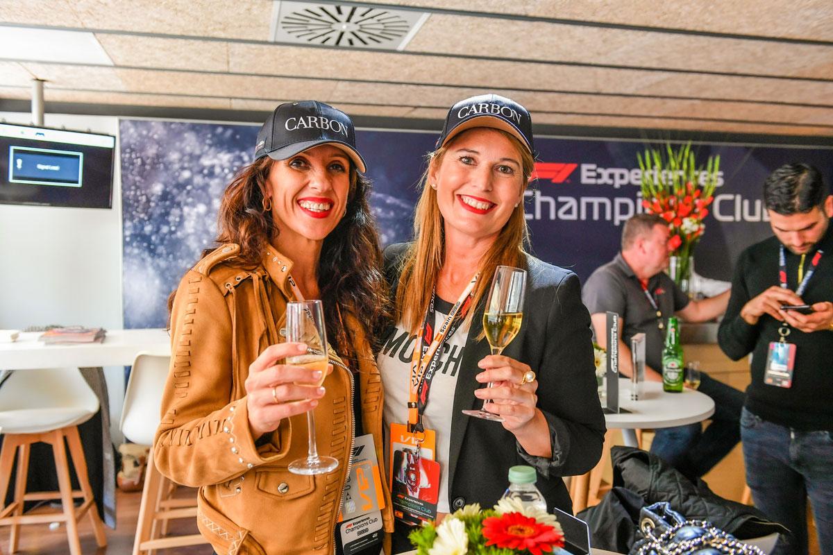 F1 Portimão 2020 – Champions Club F1® Experiences