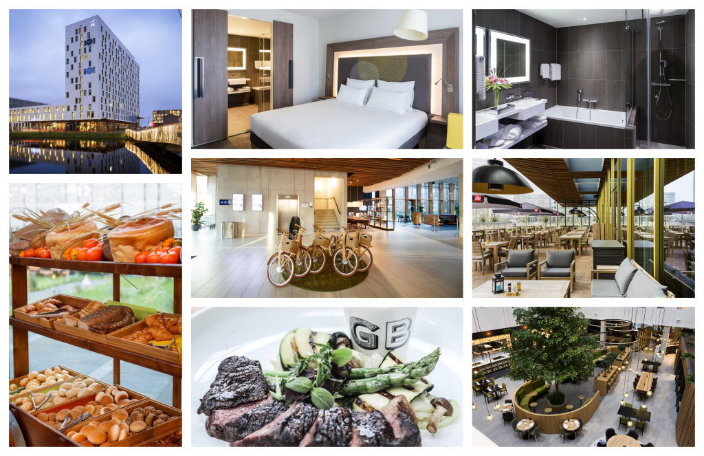 Hotel F1 Zandvoort 2021 kaarten en tickets Dutch GP