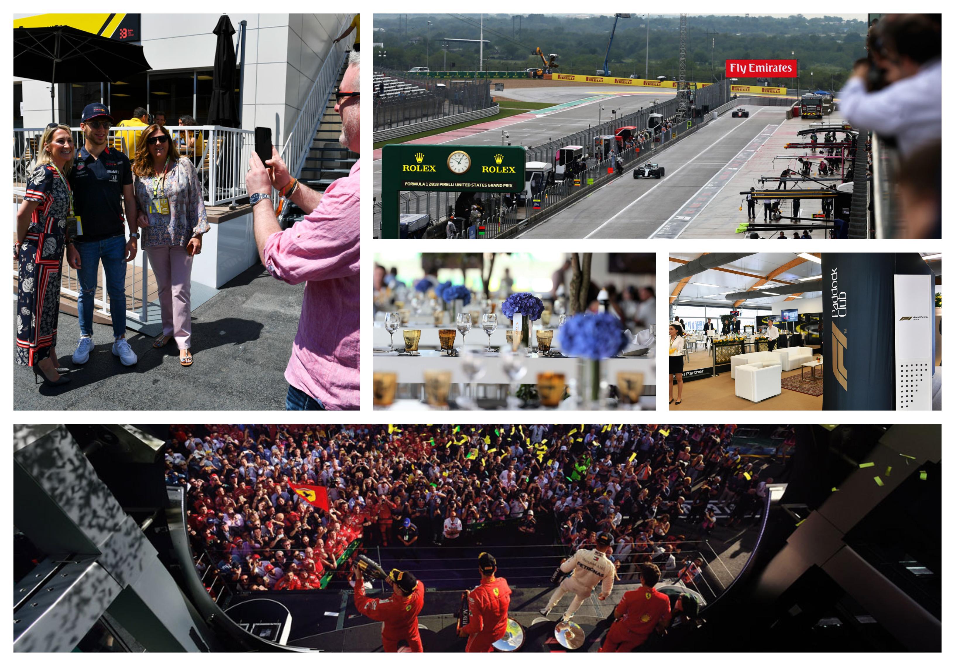 F1 Zandvoort 2021 – Legend ticketpakket (Paddock Club ™) F1® Experiences