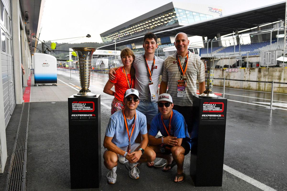 F1 Zandvoort 2021 – Trophy ticketpakket F1® Experiences