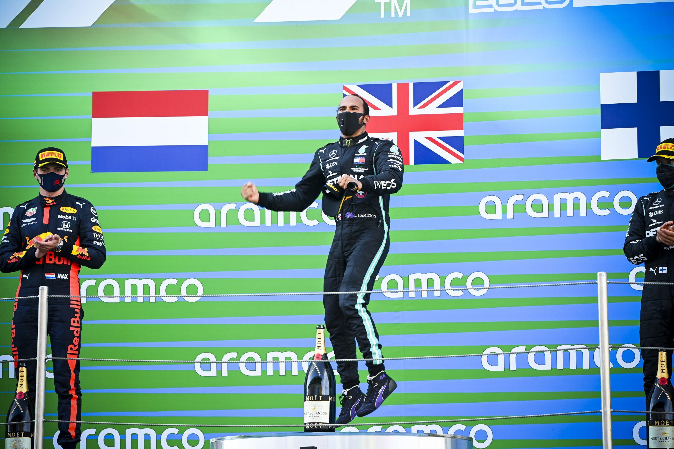 Race Resultaat – Grand Prix van Spanje – Barcelona 2020