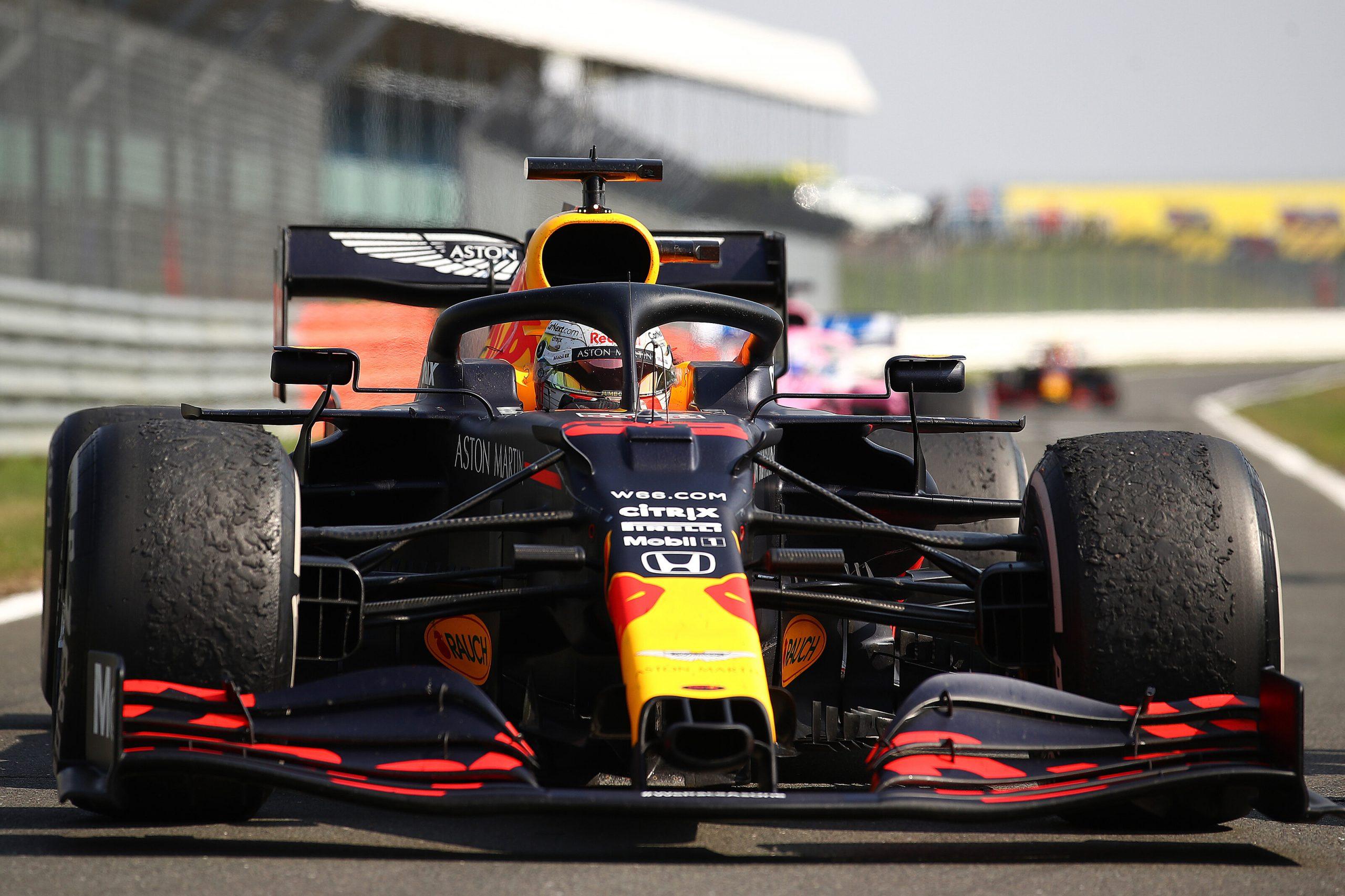 Race Resultaat – 70th Anniversary Grand Prix – Silverstone 2020