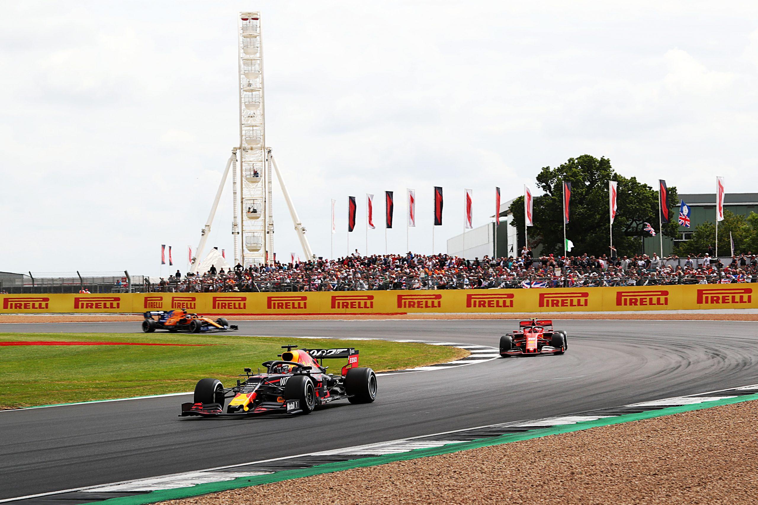 Camping Silverstone – Caravan en Camper plaatsen – Formule 1 Grand Prix van Groot-Brittannië 2021