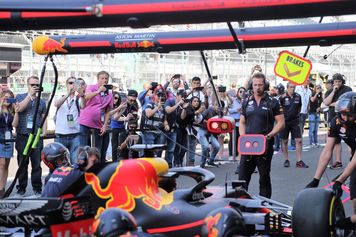 F1 Zandvoort 2021 – Starter ticketpakket F1® Experiences