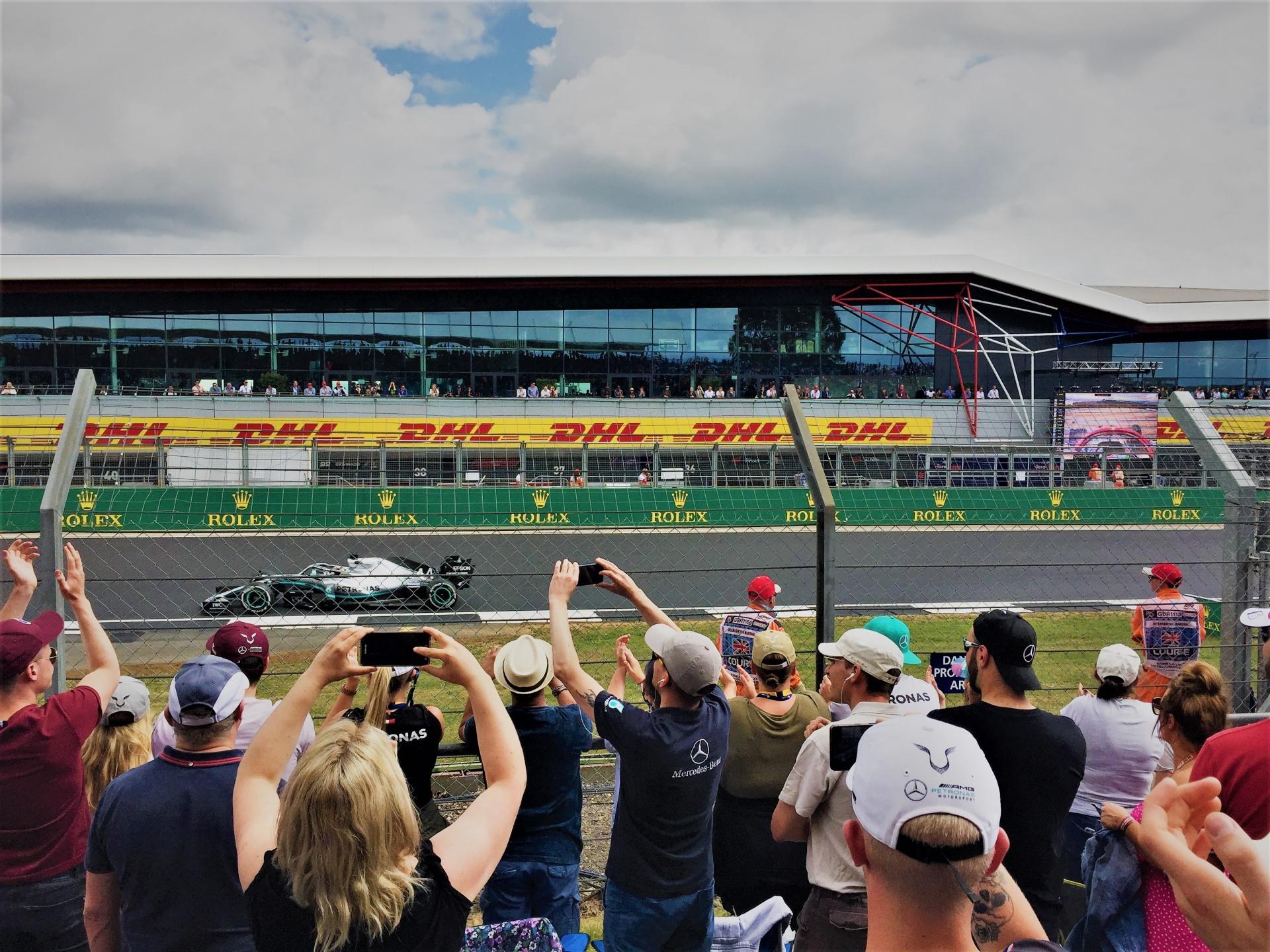 Tickets Grand Prix van Engeland - F1 Silverstone 2021
