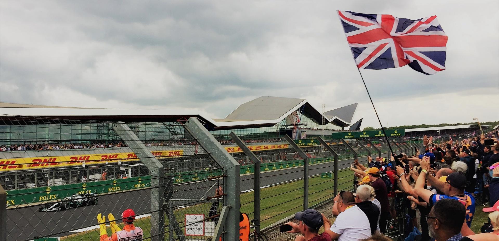 Grand Prix® van Engeland - Silverstone 2021