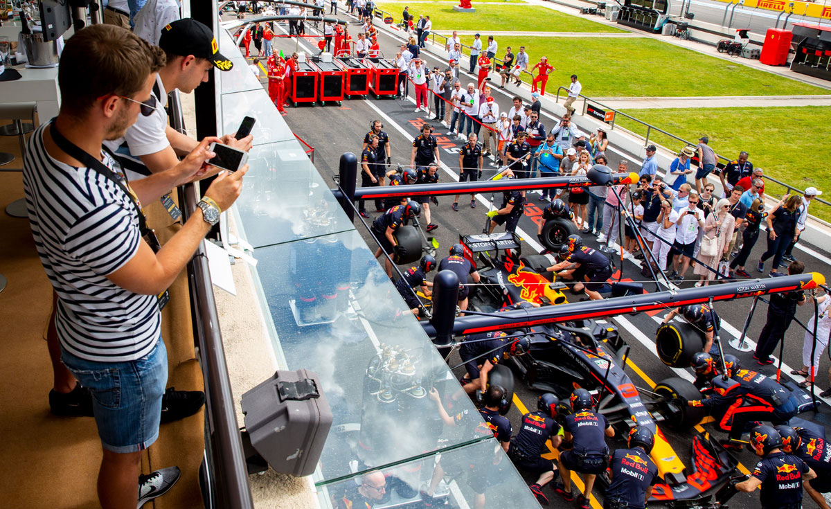F1 Saoedi-Arabië 2021 – Red Bull Racing Paddock Club ™ Hospitality