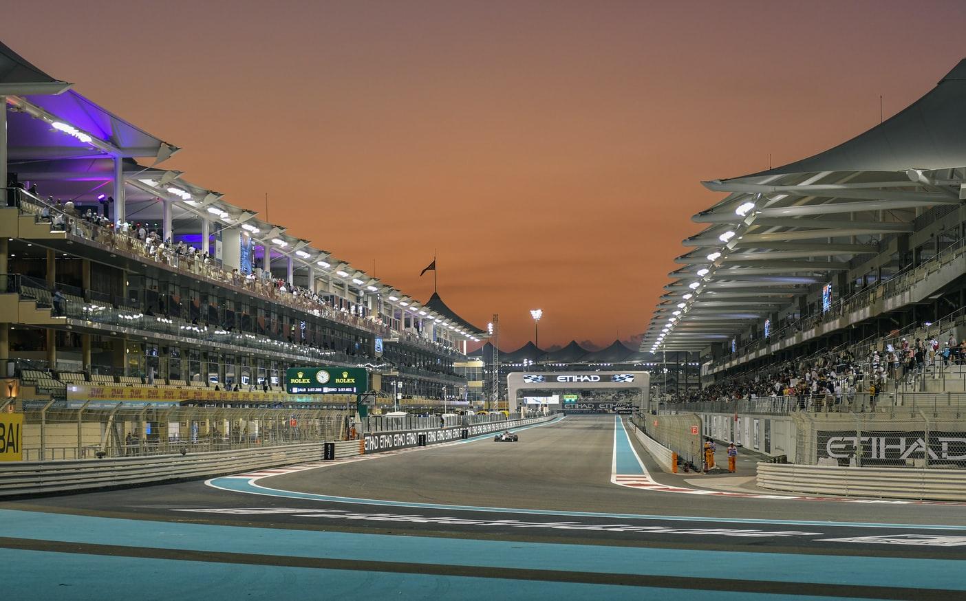 Grand Prix® van Abu Dhabi – Yas Marina 2021