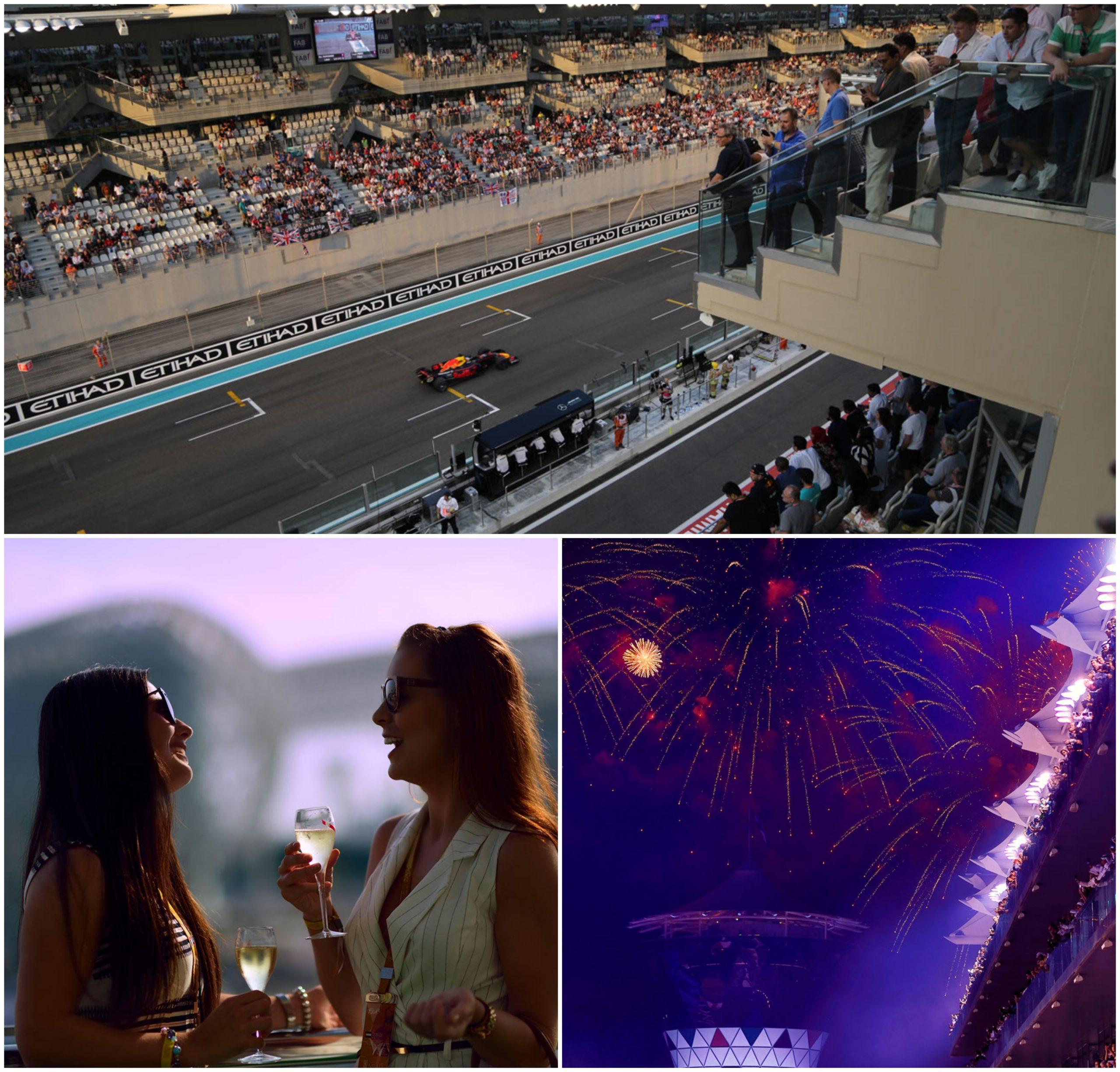 F1 Abu Dhabi 2021 – Paddock Club™ – F1® Experiences