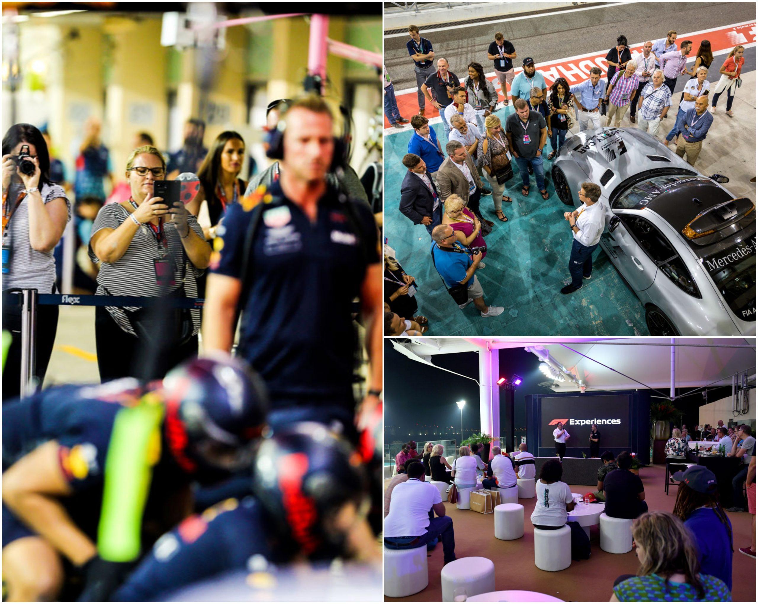 F1 Abu Dhabi 2021 – Trophy ticketpakket F1® Experiences