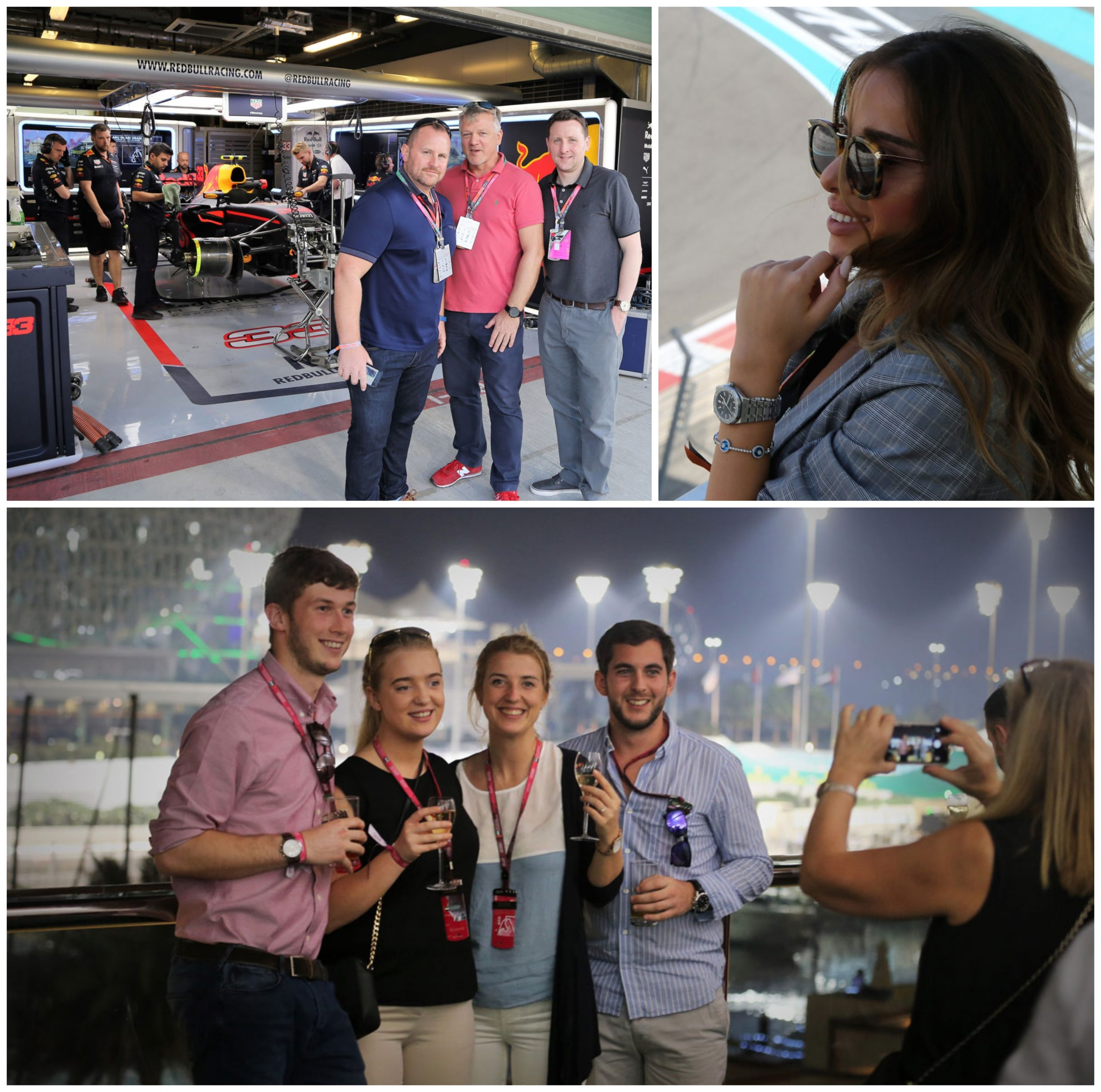 F1 Abu Dhabi 2021 – Premier ticketpakket F1® Experiences