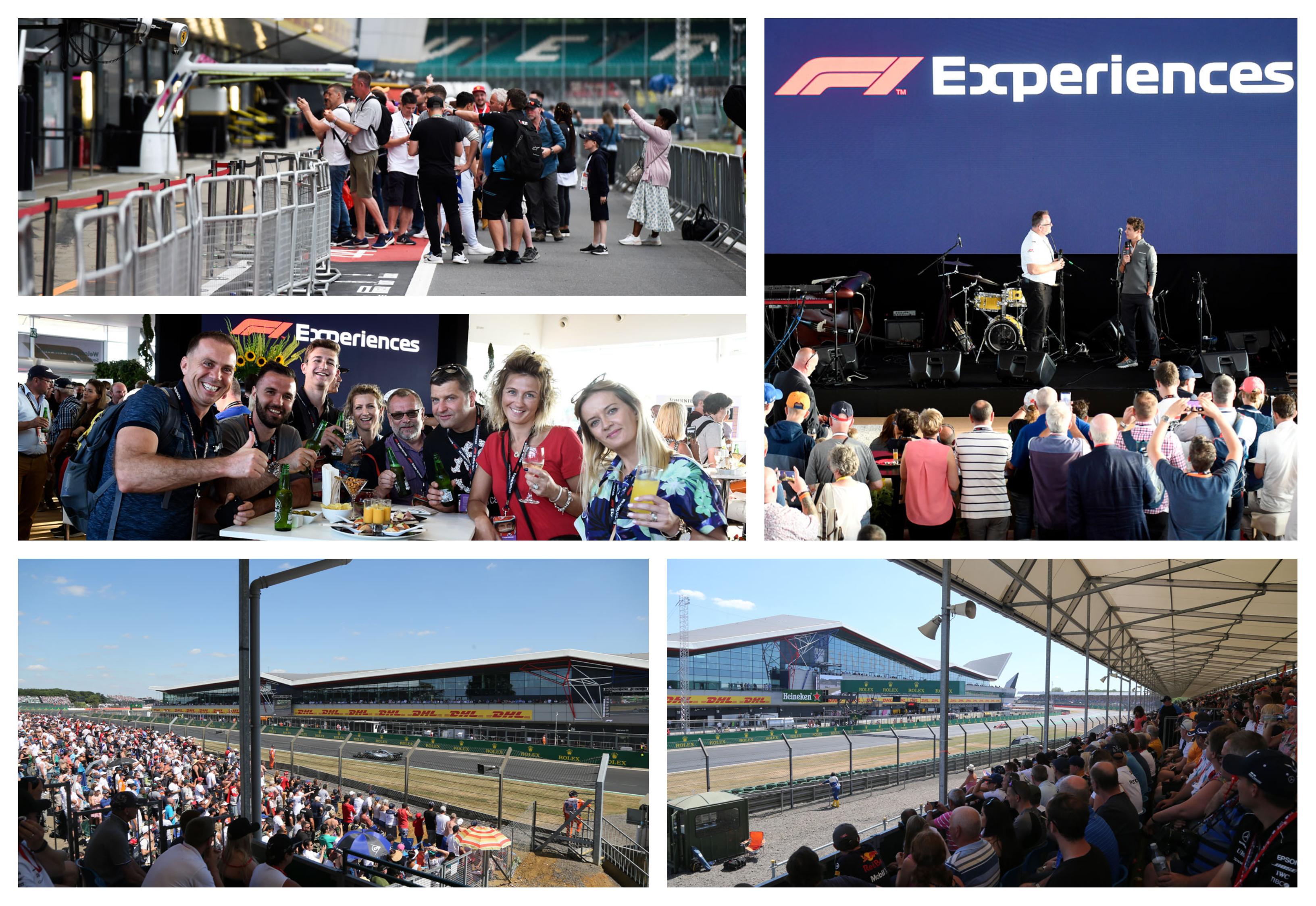 Grand Prix Engeland – Formule 1 Silverstone 2021 – Hero ticketpakket F1® Experiences