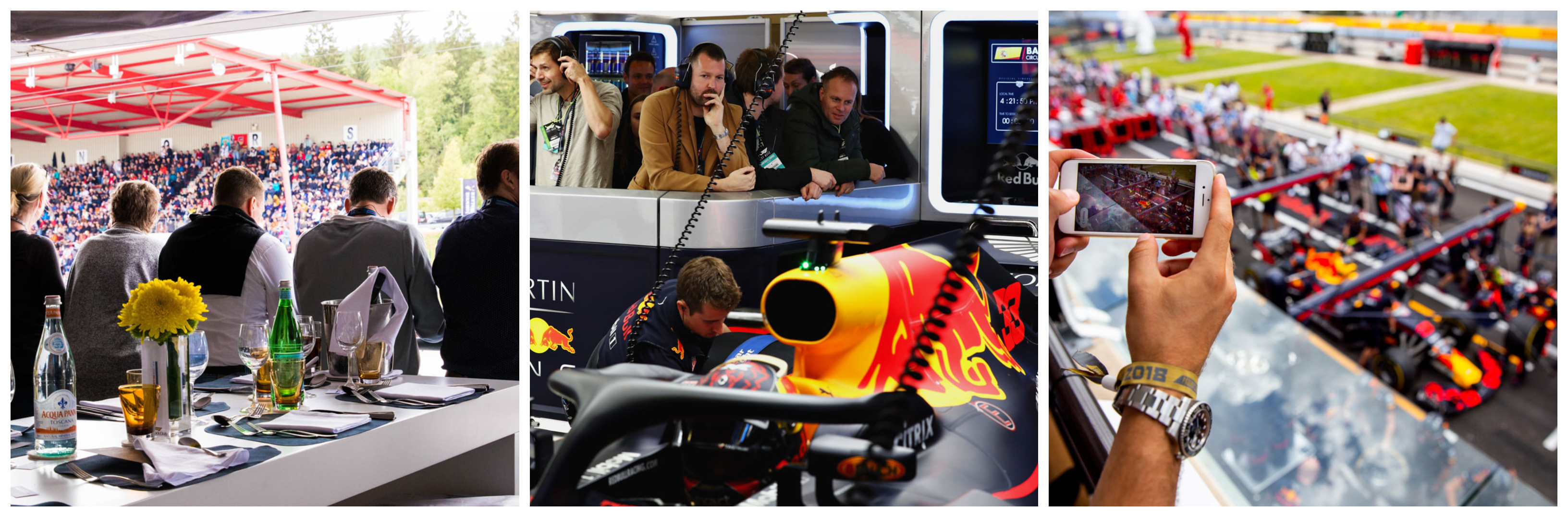 F1® Experiences – Tickets F1 Imola 2020