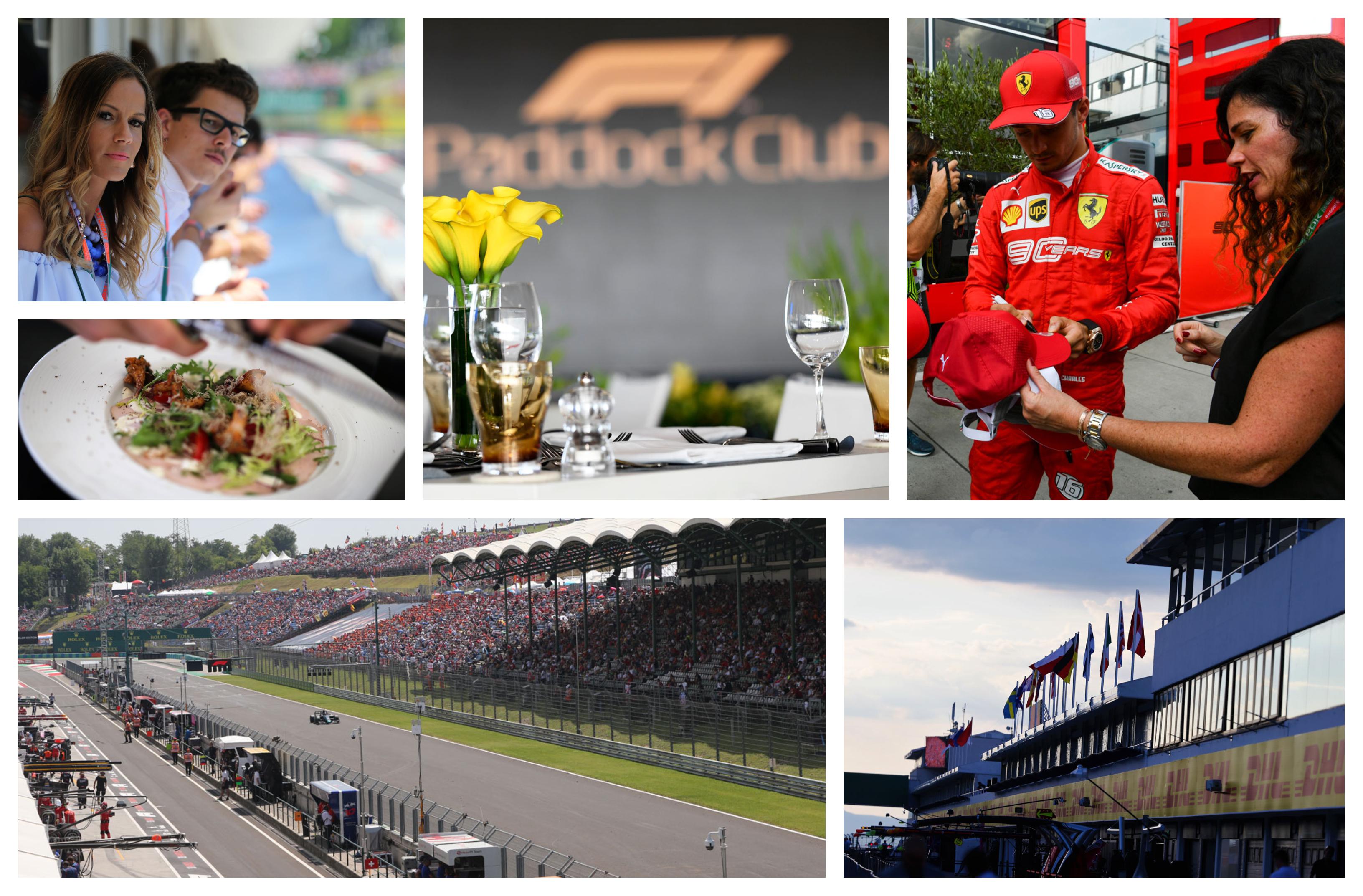 Formule 1 Hongarije 2021 – Paddock Club ™ –  F1® Experiences
