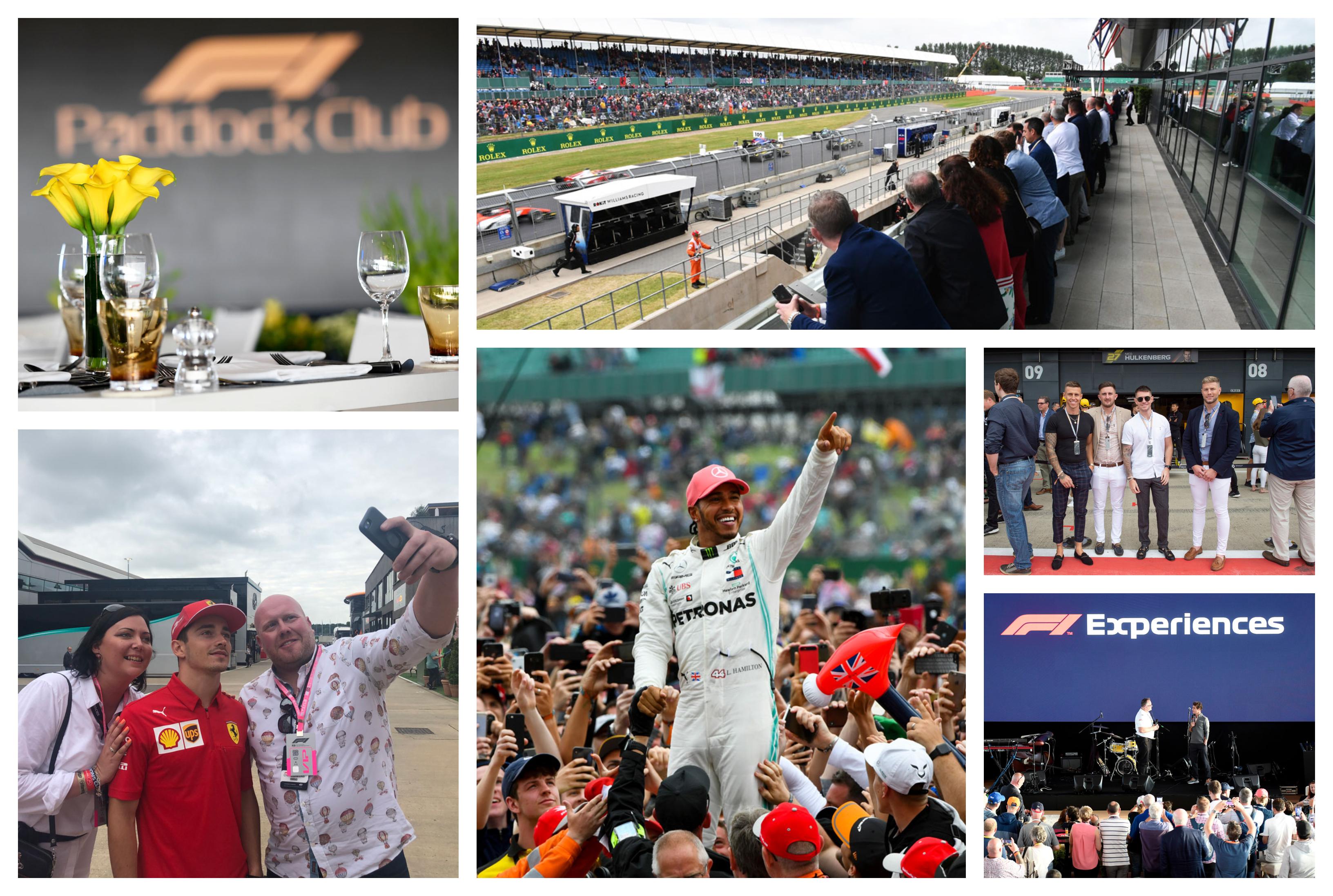 F1 Engeland – Silverstone 2021 – Legend ticketpakket (Paddock Club™) F1® Experiences