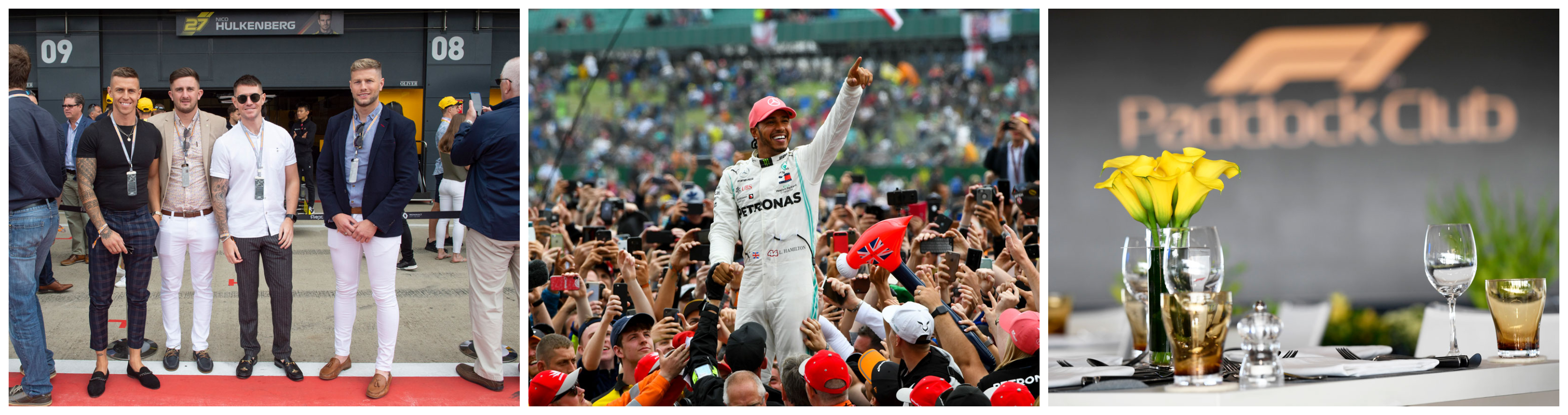 F1® Experiences – Tickets F1 Silverstone 2021