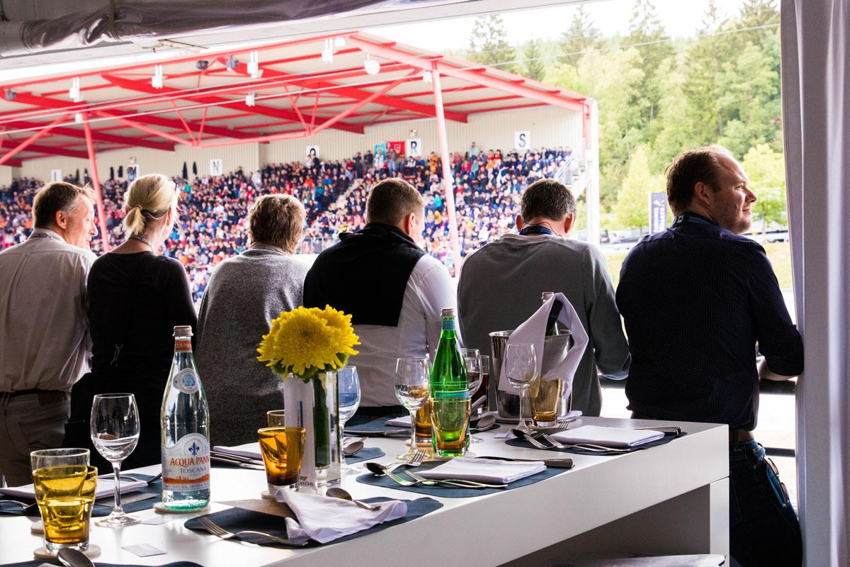 GP België – F1 Spa 2021 – Premier ticketpakket F1® Experiences