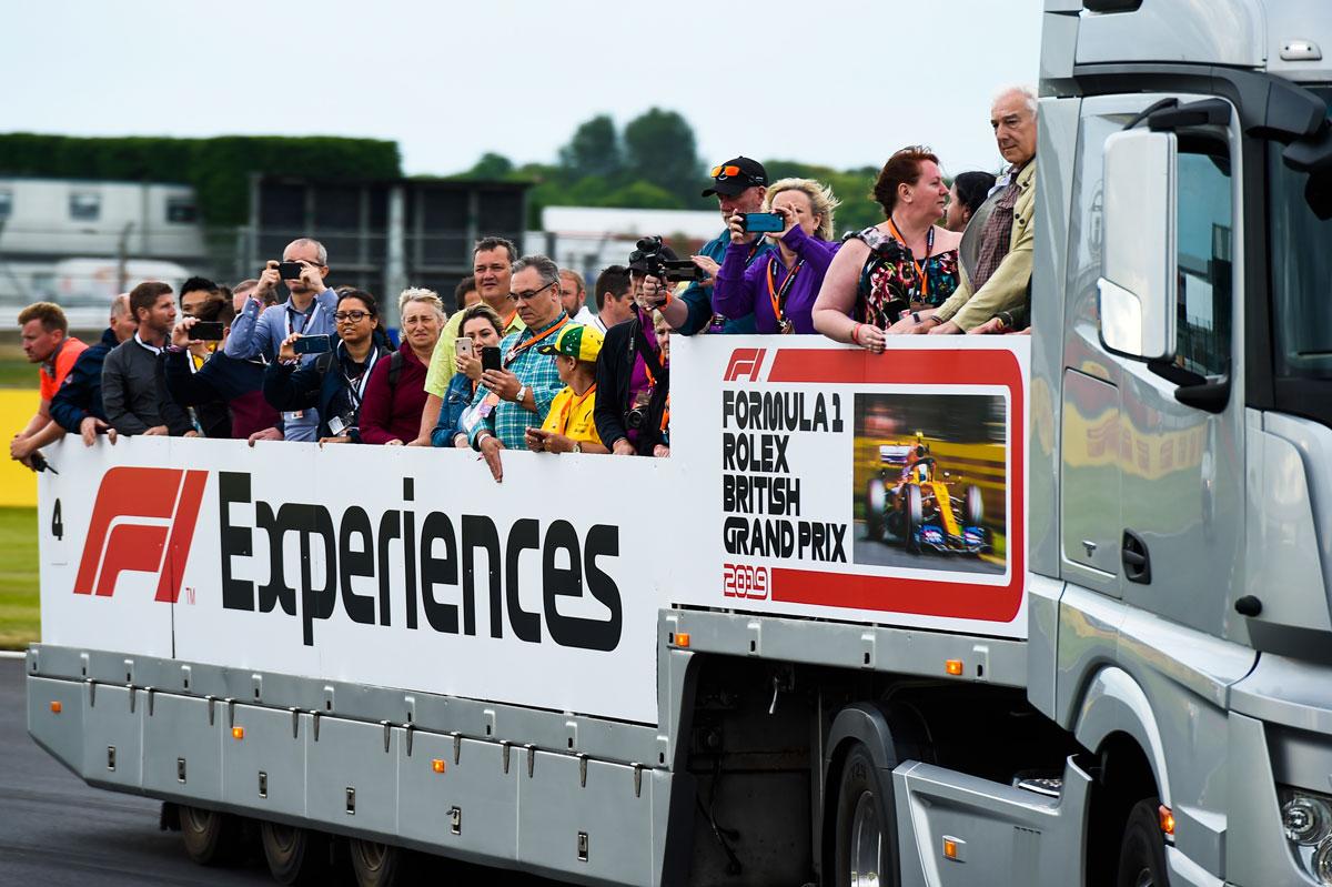 Grand Prix Engeland – F1 Silverstone 2021 – Starter ticketpakket F1® Experiences