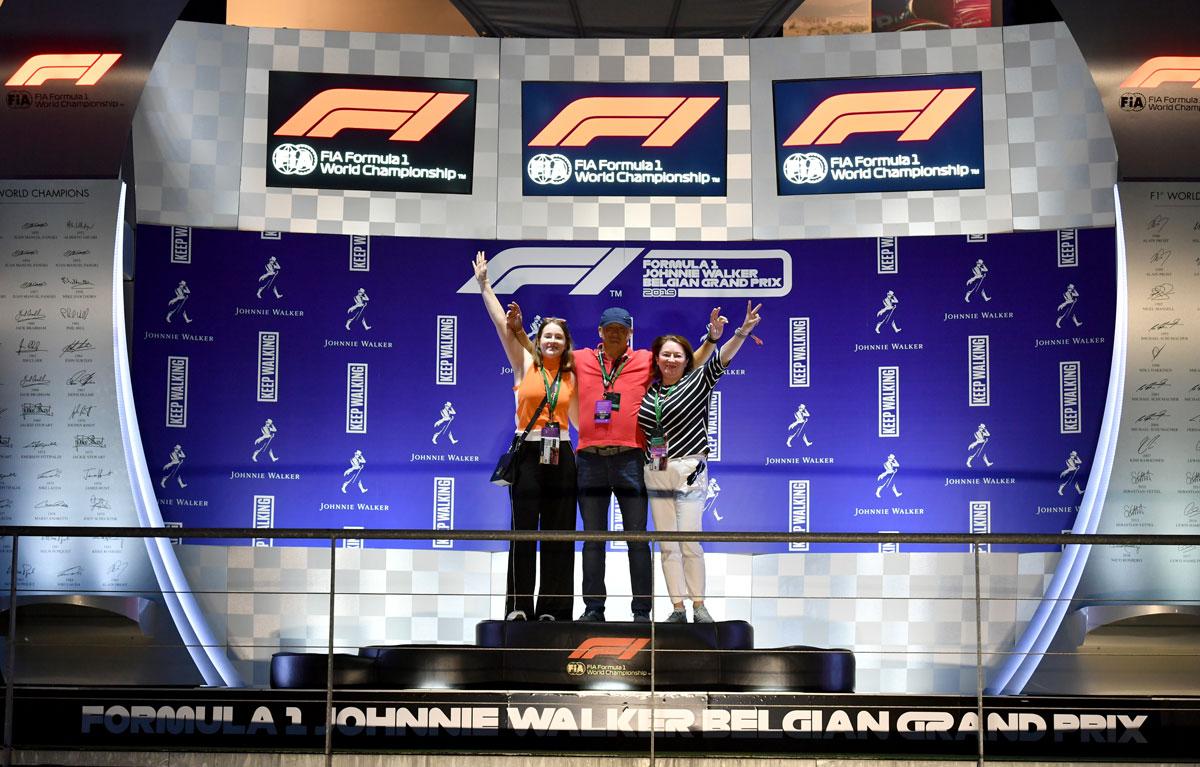 GP België – F1 Spa 2021 – Hero ticketpakket F1® Experiences